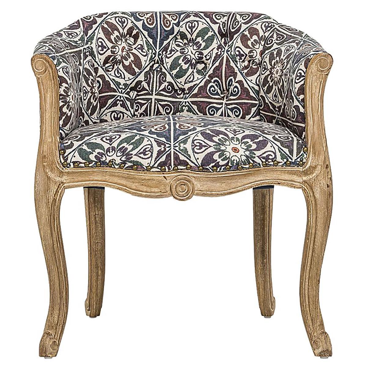 Купить Кресло Биарриц Арабеск в интернет магазине дизайнерской мебели и аксессуаров для дома и дачи
