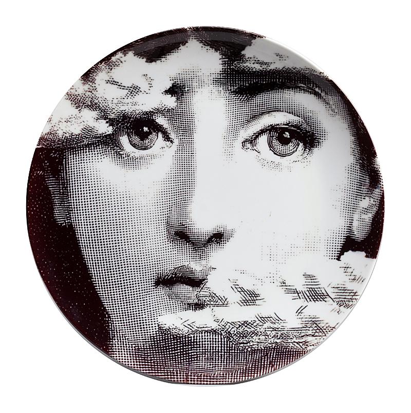Купить Настенная тарелка Пьеро Форназетти Clouds в интернет магазине дизайнерской мебели и аксессуаров для дома и дачи