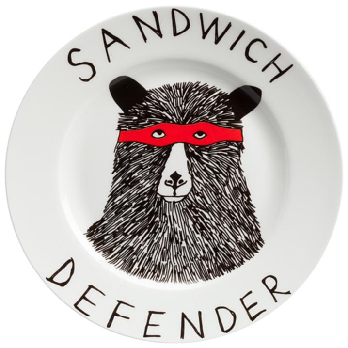 Фото Тарелка Sandwich Defender. Купить с доставкой