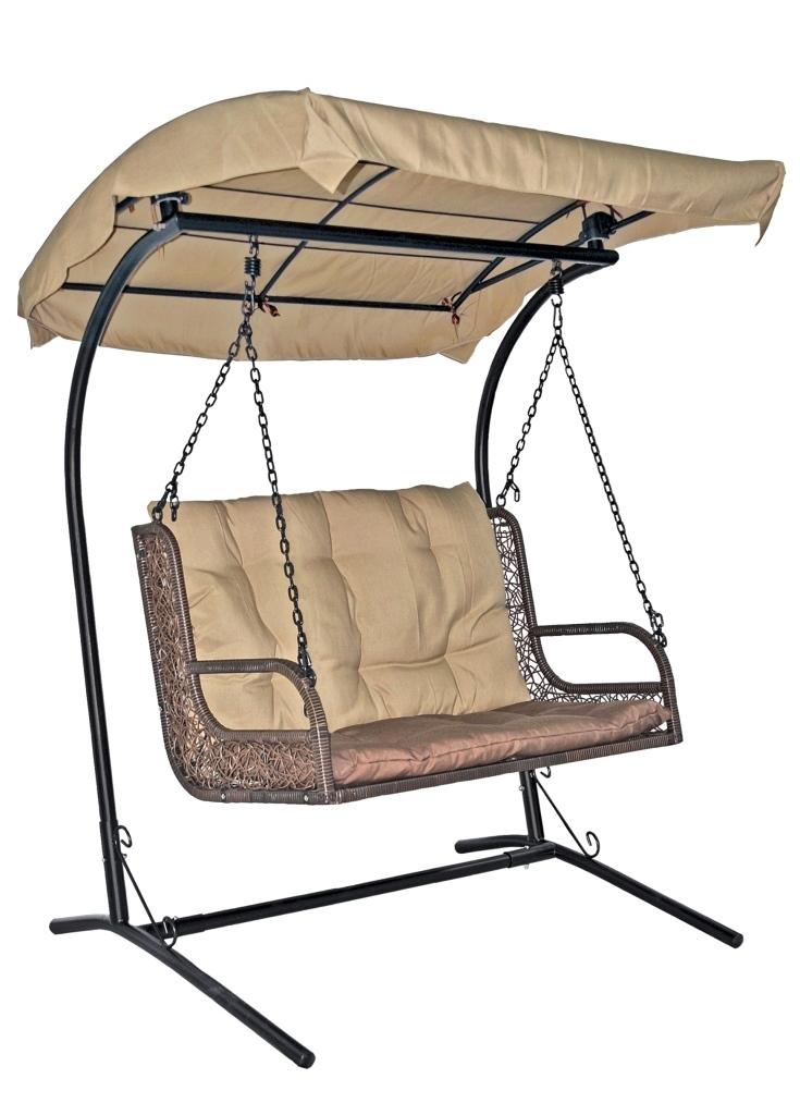 Купить Подвесное кресло для двоих Phýsalis в интернет магазине дизайнерской мебели и аксессуаров для дома и дачи