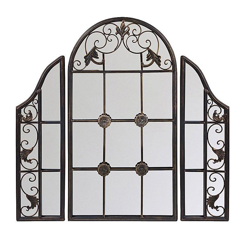 Купить Настенное зеркало Сильвестра в интернет магазине дизайнерской мебели и аксессуаров для дома и дачи