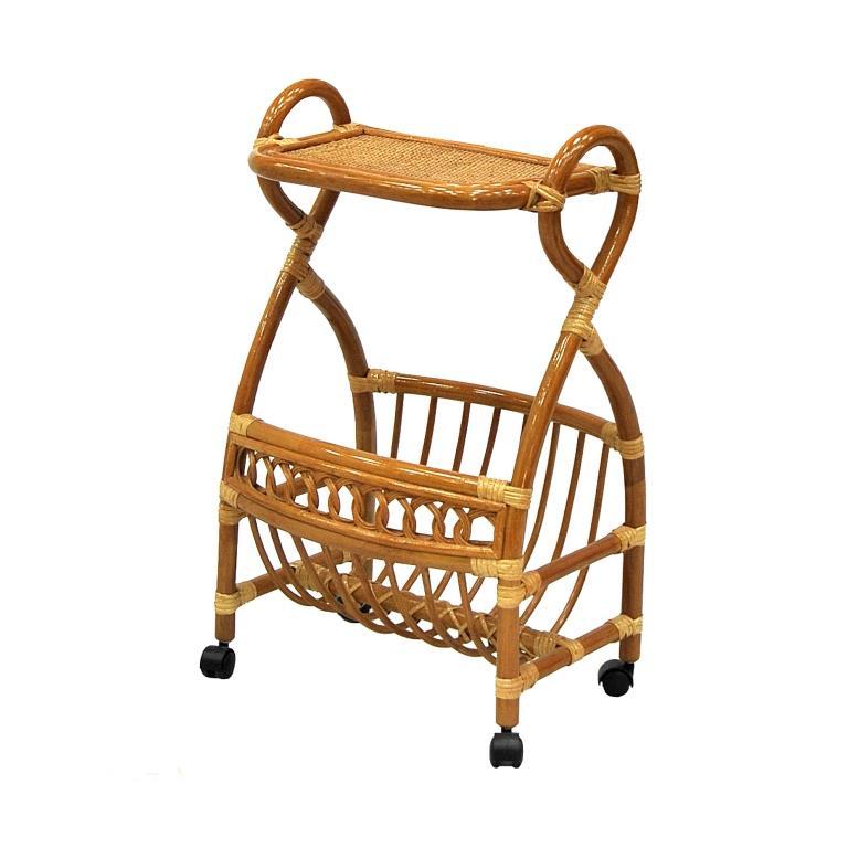 Купить Газетница со столиком Wiсker в интернет магазине дизайнерской мебели и аксессуаров для дома и дачи