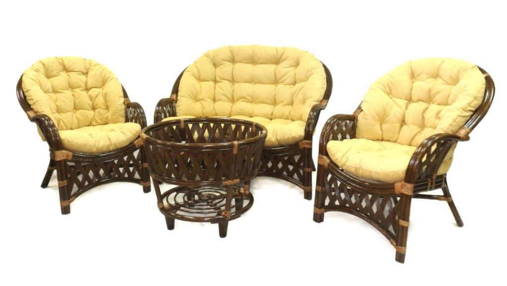 Купить Комплект для отдыха Rich в интернет магазине дизайнерской мебели и аксессуаров для дома и дачи