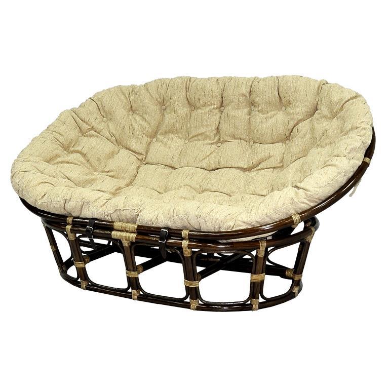 Купить Кресло для отдыха Sunny Day (темно-коричневый) в интернет магазине дизайнерской мебели и аксессуаров для дома и дачи
