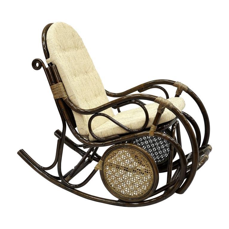 Купить Кресло-качалка с подножкой Transformer в интернет магазине дизайнерской мебели и аксессуаров для дома и дачи