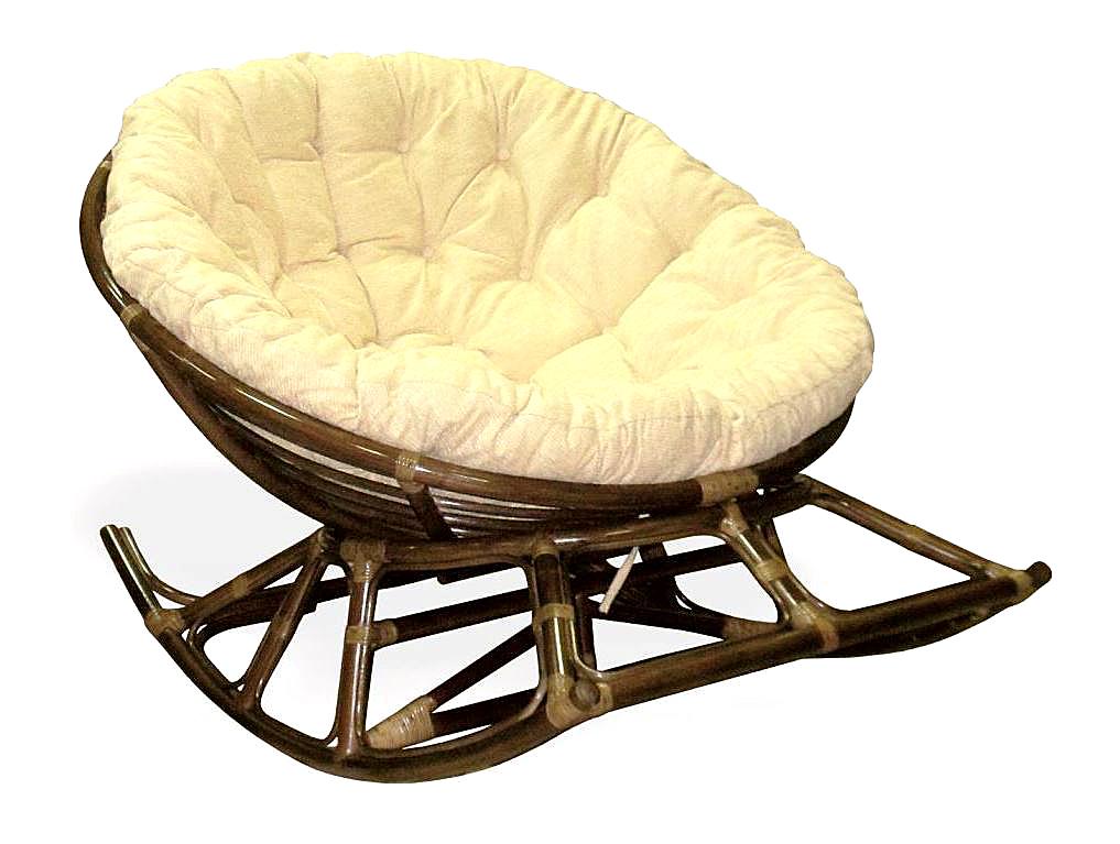 Купить Кресло-качалка Hemisphere (венге) в интернет магазине дизайнерской мебели и аксессуаров для дома и дачи