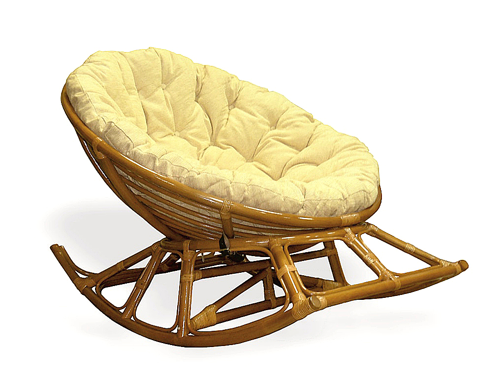 Купить Кресло-качалка Hemisphere (бежевый) в интернет магазине дизайнерской мебели и аксессуаров для дома и дачи
