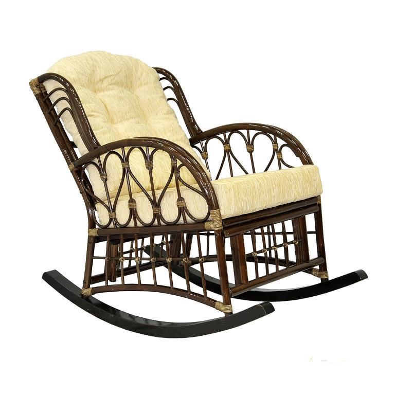 Купить Кресло-качалка Deli в интернет магазине дизайнерской мебели и аксессуаров для дома и дачи