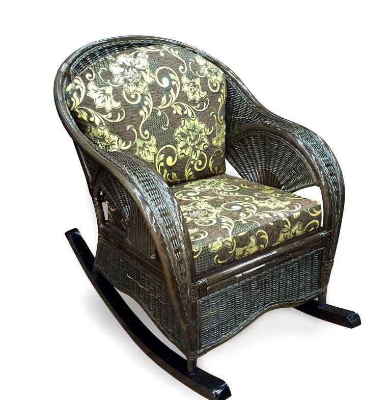 Купить Кресло-качалка Mokko (тёмное) в интернет магазине дизайнерской мебели и аксессуаров для дома и дачи
