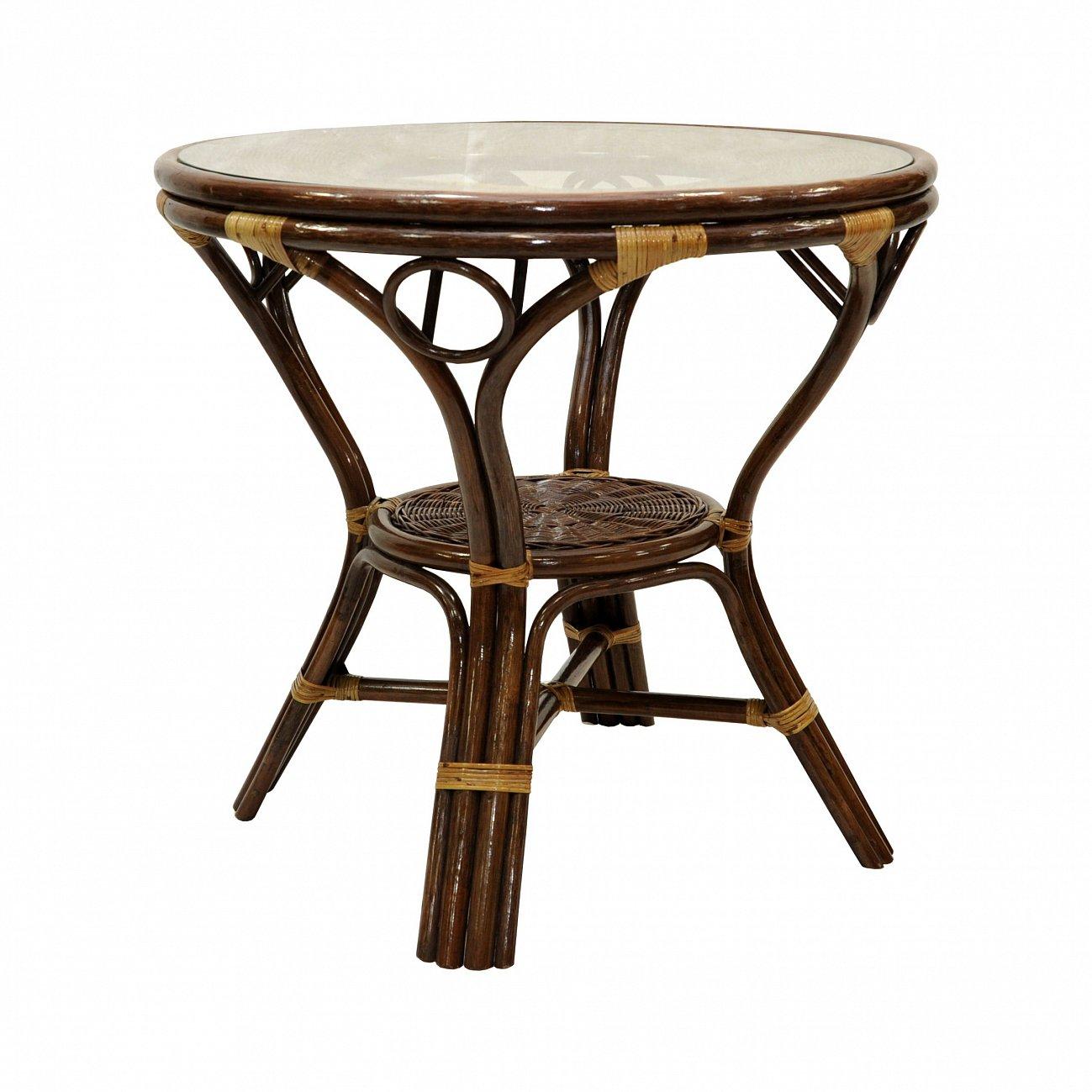 Купить Стол обеденный Smile (темно-коричневый) в интернет магазине дизайнерской мебели и аксессуаров для дома и дачи