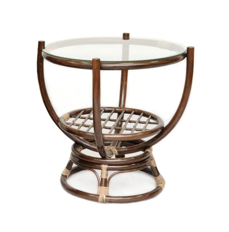 Купить Стол обеденный Flower (темный) в интернет магазине дизайнерской мебели и аксессуаров для дома и дачи