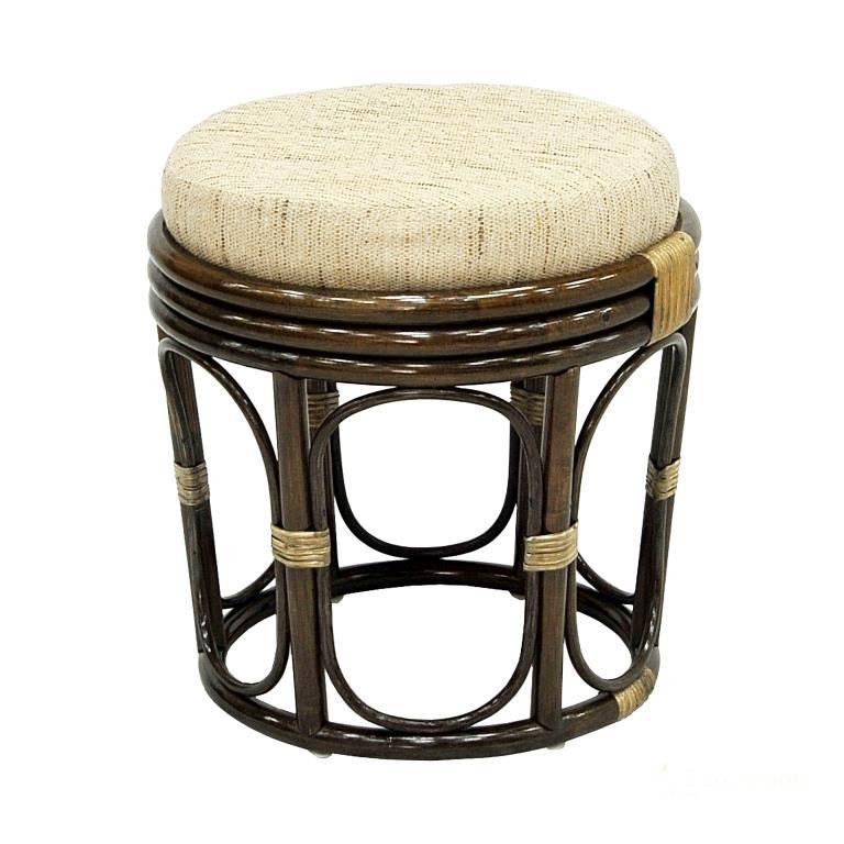 Купить Табурет из ротанга Comfort (венге) в интернет магазине дизайнерской мебели и аксессуаров для дома и дачи