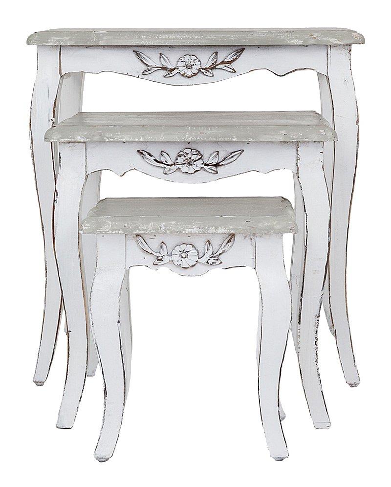 Трио столиков Живерни