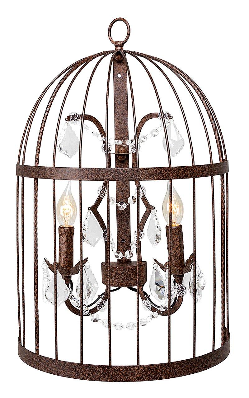 Купить Настенный светильник Тюильри (черный антик) в интернет магазине дизайнерской мебели и аксессуаров для дома и дачи