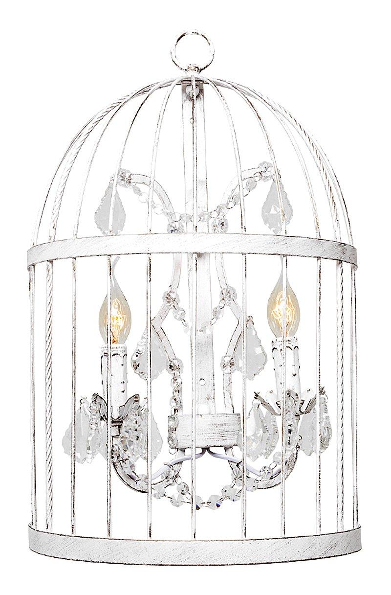 Купить Настенный светильник Тюильри (белый антик) в интернет магазине дизайнерской мебели и аксессуаров для дома и дачи