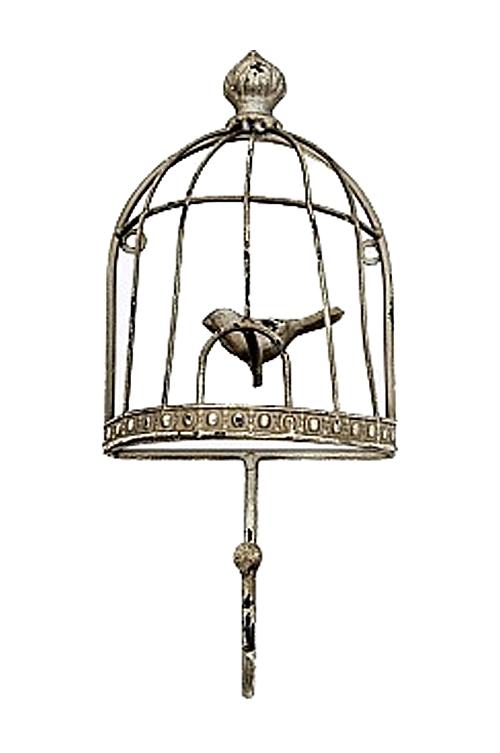 Вешалка-крючок Птичий дворик, версия 1, OM-PL96