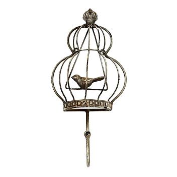 Вешалка-крючок Птичий дворик, версия 2, OM-PL97