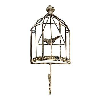 Вешалка-крючок Птичий дворик, версия 3, OM-PL98