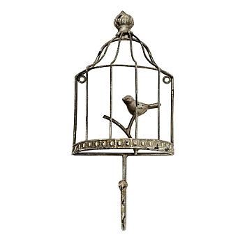 Вешалка-крючок Птичий дворик, версия 4, OM-PL99