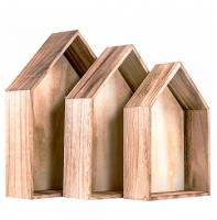 Полка декоративная Верден (комплект из 3 штук), OM-PL132