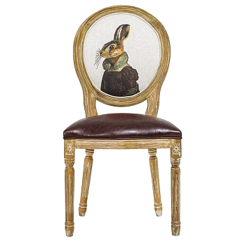 Купить Стул Мисс Зайка в интернет магазине дизайнерской мебели и аксессуаров для дома и дачи