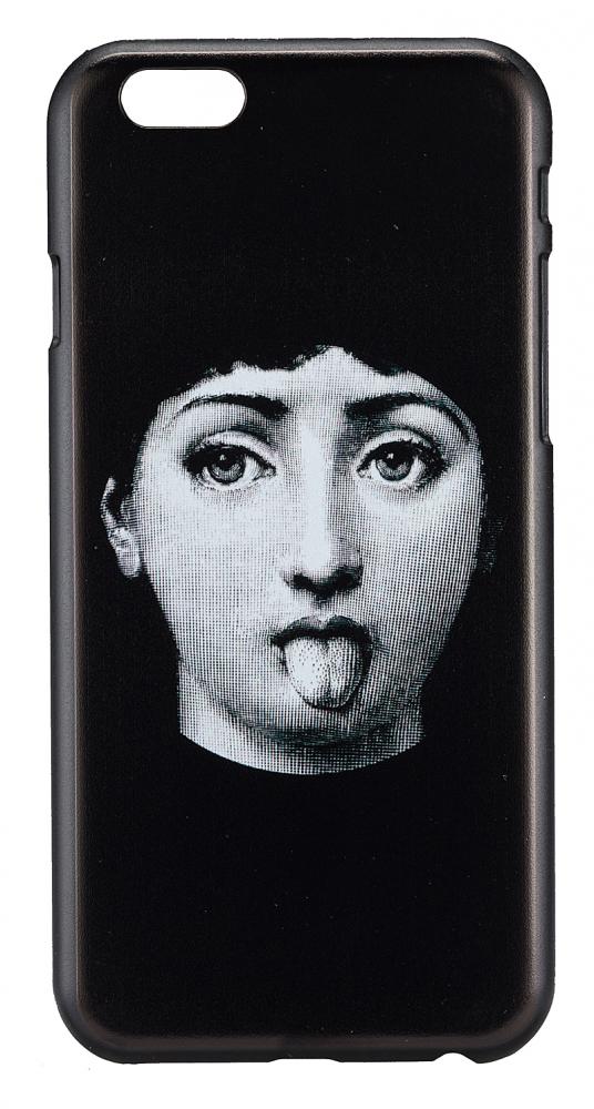 Чехол для iPhone 5/5S Пьеро Форназетти HumorДекор для дома<br>Рисунки известного итальянского дизайнера <br>Пьеро Форназетти — это мощный микс культурных <br>традиций и принципов сюрреализма. Неудержимое <br>творчество дизайнера и иллюстратора охватывало <br>все мыслимые и немыслимые предметы — от <br>стаканов, ваз и тарелок до зонтов, светильников <br>и предметов мебели. Лицо женщины стало самым <br>узнаваемым рисунком. Кстати, на создание <br>образа и дальнейших вариаций маэстро вдохновила <br>оперная дива Лина Кавальери. Теперь это <br>изображение добралось и до такого аксессуара <br>современного человека, как чехол для телефона. <br>На нашем сайте вы можете заказать чехол <br>для iPhone 5/5S. Чехол выполнен из чёрного пластика, <br>на обороте изображена девушка с лукаво <br>высунутым языком. Отверстия для наушников, <br>камеры, кнопок громкости и выключения имеются. <br>Чехол не просто стильный за счёт чёрно-белой <br>гаммы, но и является отсылкой к сюрреализму <br>и творчеству итальянского художника.<br><br>Цвет: Чёрный<br>Материал: Пластик<br>Вес кг: 0,5<br>Длина см: 7<br>Ширина см: 0,6<br>Высота см: 14
