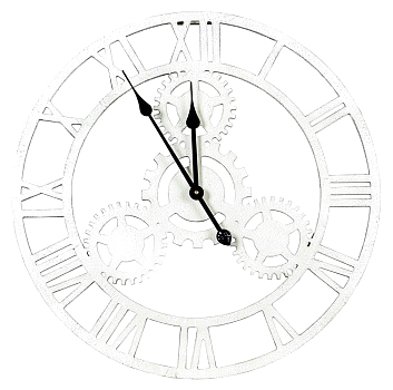 Часы настенные Индастри - День, OM-PL157