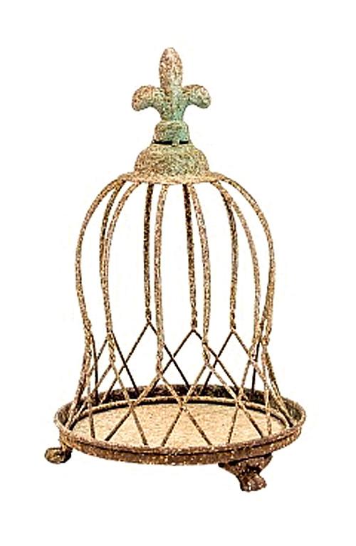 Декоративная клетка Королевская лилия Маленькая, OM-PL110