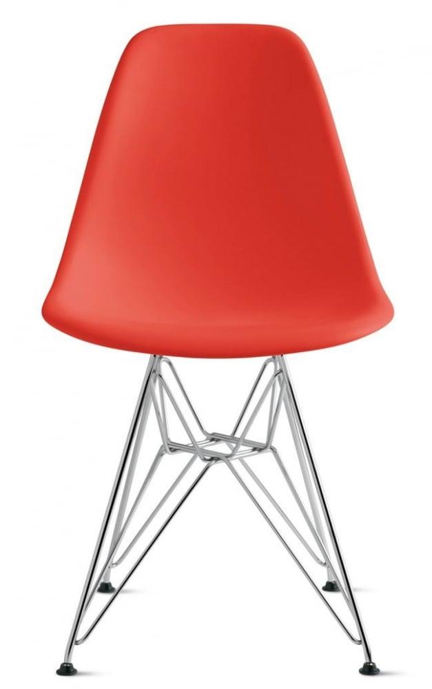 Стул Eames DSR Красный, TS-CH588-4
