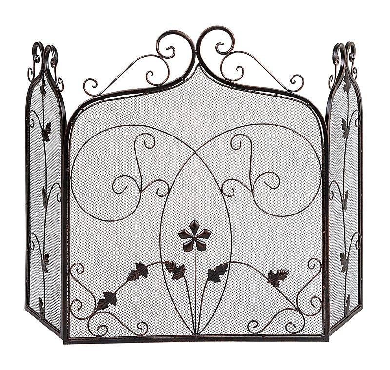 Купить Экран для камина Живерни в интернет магазине дизайнерской мебели и аксессуаров для дома и дачи