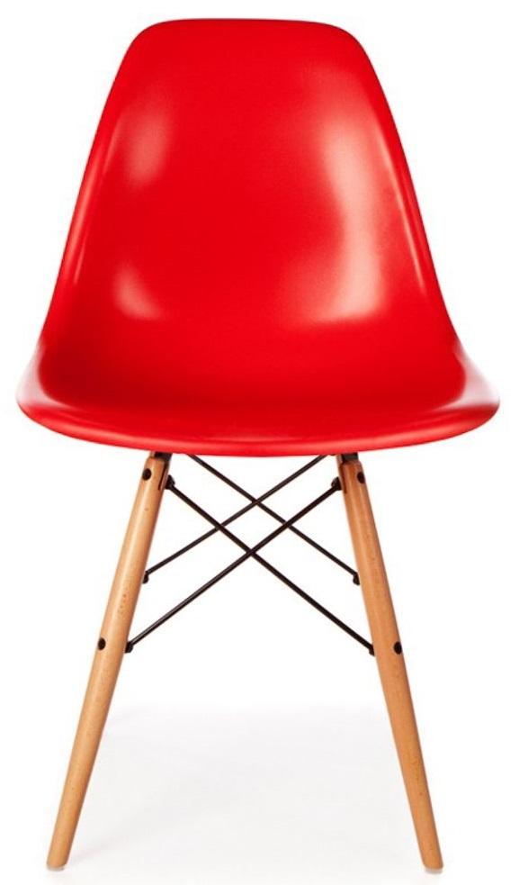 Стул Eames DSW Красный, TS-CH589-1