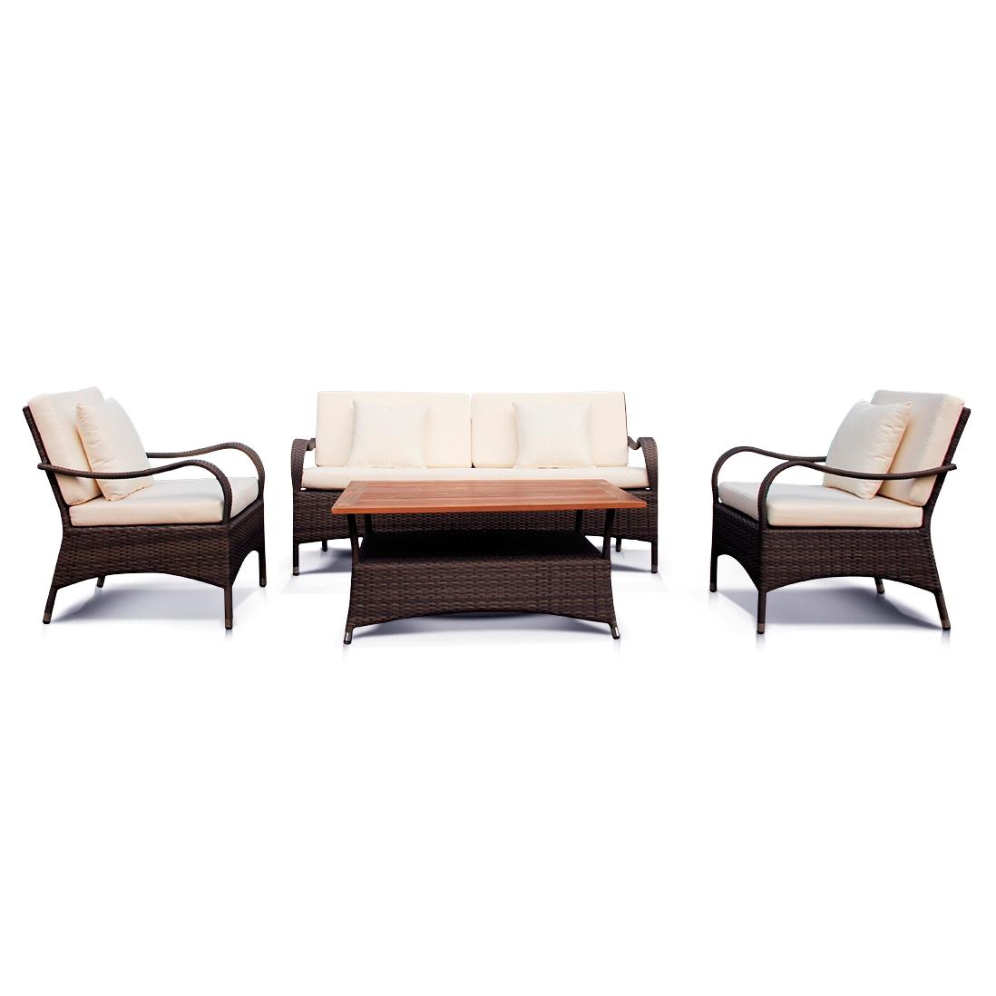 Лаундж зона Пьемонт | Уличная и садовая мебель