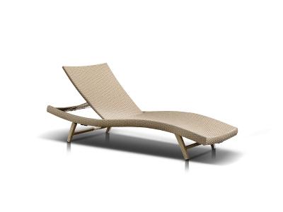 Купить Шезлонг Капри в интернет магазине дизайнерской мебели и аксессуаров для дома и дачи