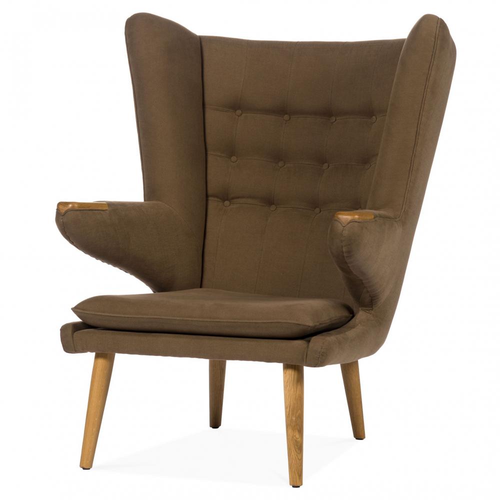 Кресло Papa Bear (светло-коричневый), DG-F-ACH495-3