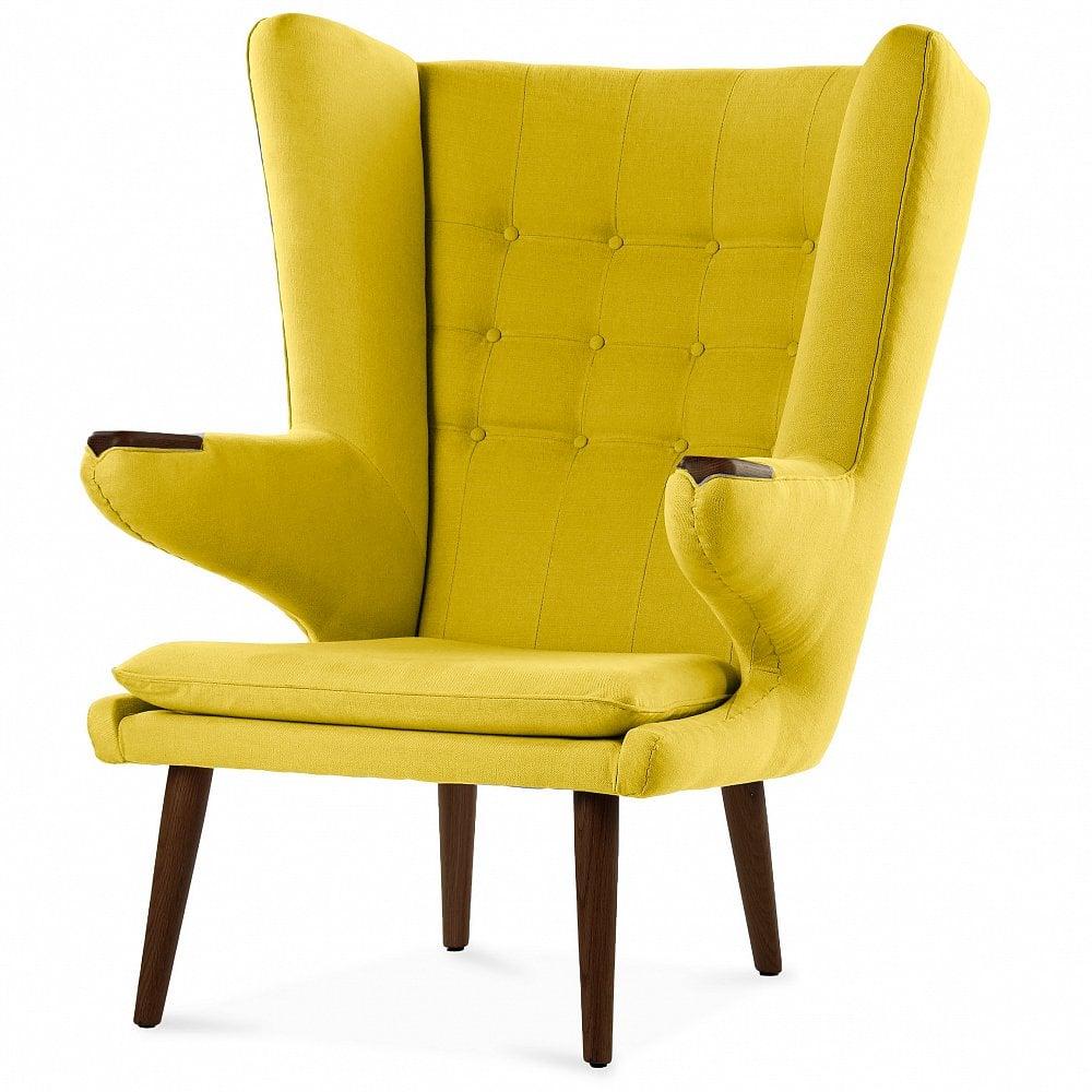 Кресло Papa Bear (желтый), DG-F-ACH495-4