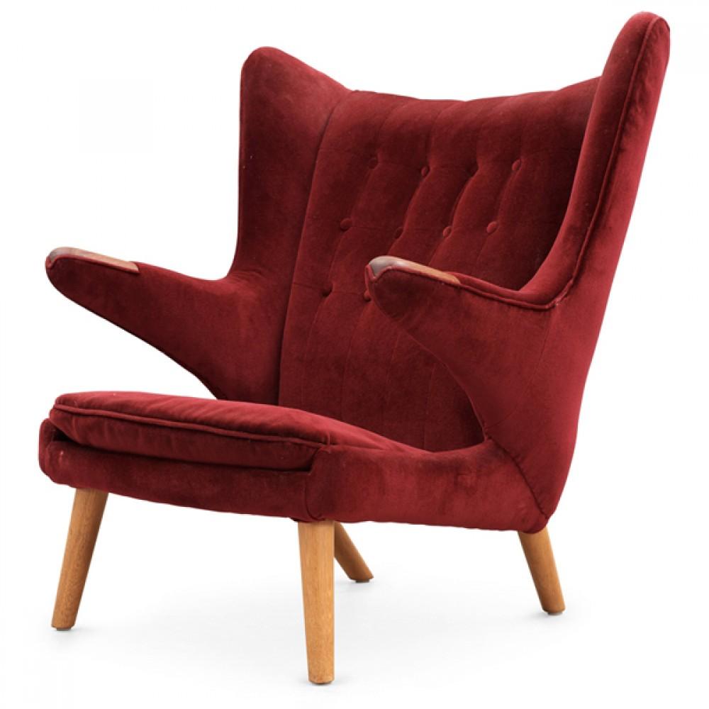 Кресло Papa Bear (красный), DG-F-ACH495-5