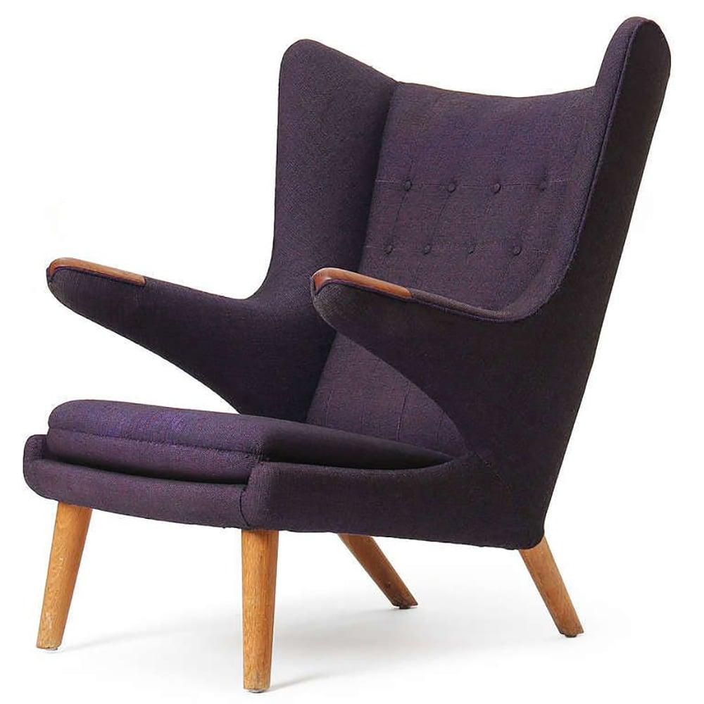 Кресло Papa Bear (фиолетовый), DG-F-ACH495-6
