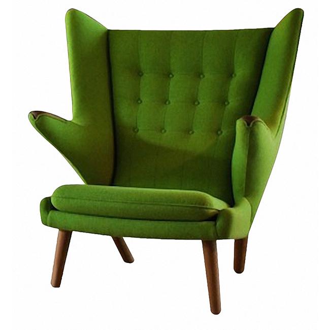 Кресло Papa Bear (зеленый), DG-F-ACH495-7