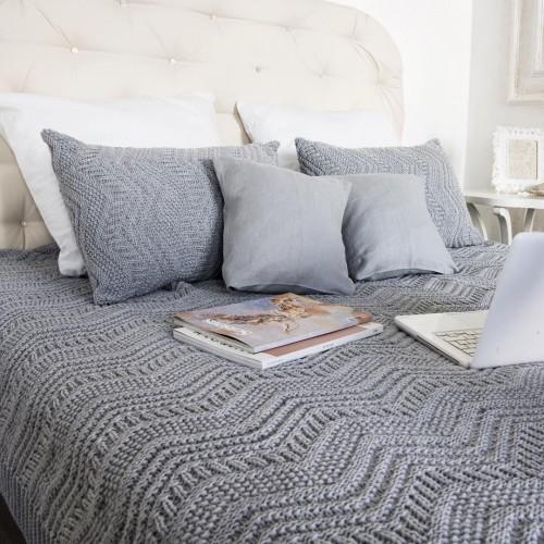 Купить Плед NESTOR 220*240 в интернет магазине дизайнерской мебели и аксессуаров для дома и дачи