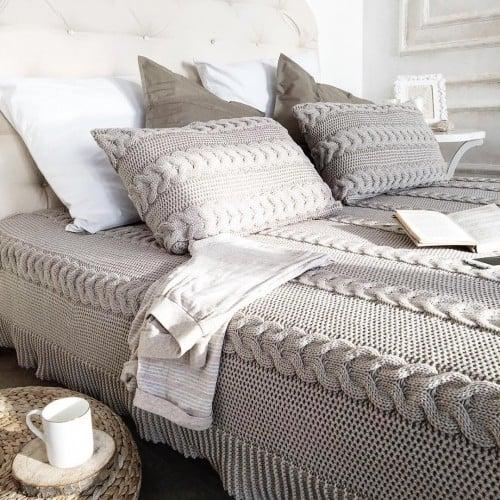 Купить Плед LILIAN 200*220 в интернет магазине дизайнерской мебели и аксессуаров для дома и дачи