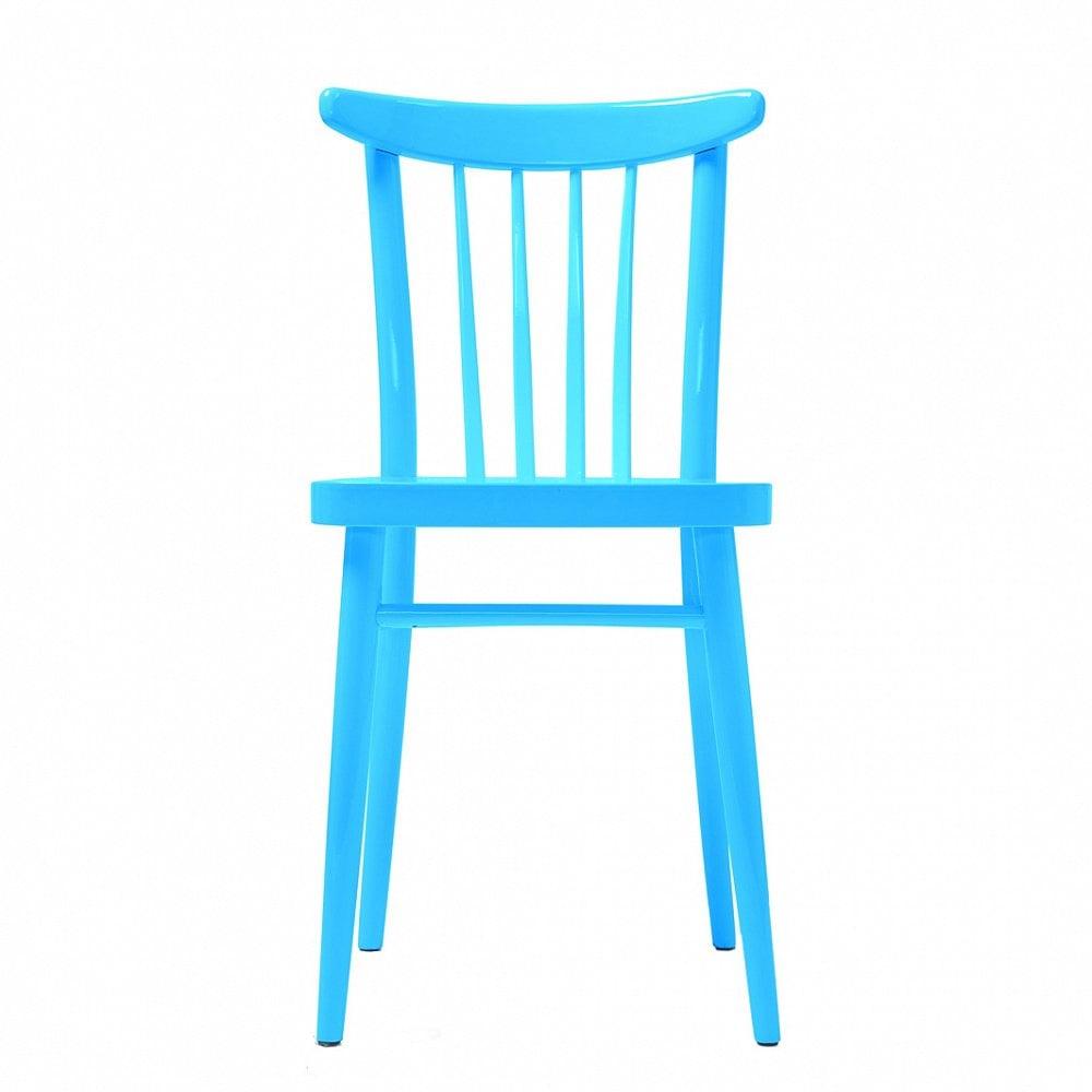Стул Blue shine, NR-F-CH07  Антикварный стул