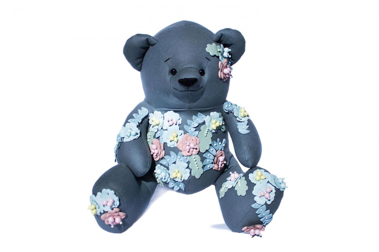 Купить Мягкая игрушка Мишка Tonny в интернет магазине дизайнерской мебели и аксессуаров для дома и дачи