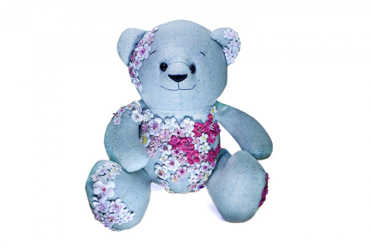 Купить Мягкая игрушка Мишка Polly в интернет магазине дизайнерской мебели и аксессуаров для дома и дачи