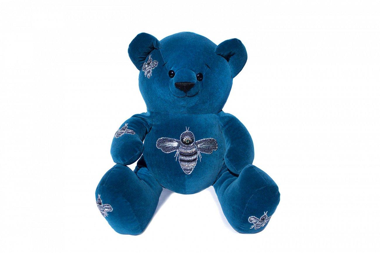 Купить Мягкая игрушка Glamour Bear в интернет магазине дизайнерской мебели и аксессуаров для дома и дачи