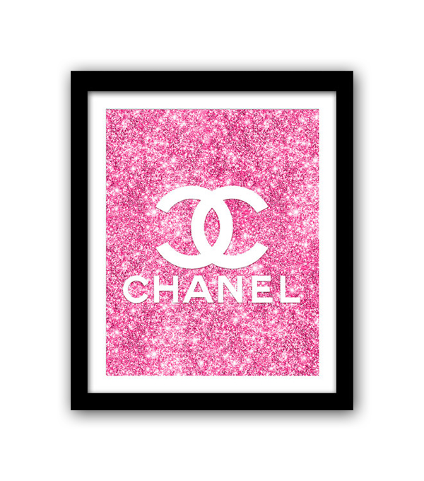 Фото Постер Chanel Glamour А3. Купить с доставкой
