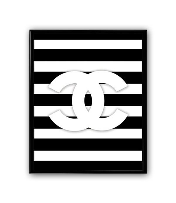 Купить Постер Classic Coco А4 в интернет магазине дизайнерской мебели и аксессуаров для дома и дачи