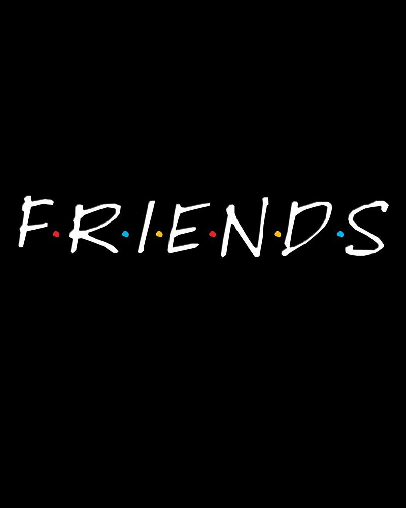 Постер Friends А3, DG-D-PR387