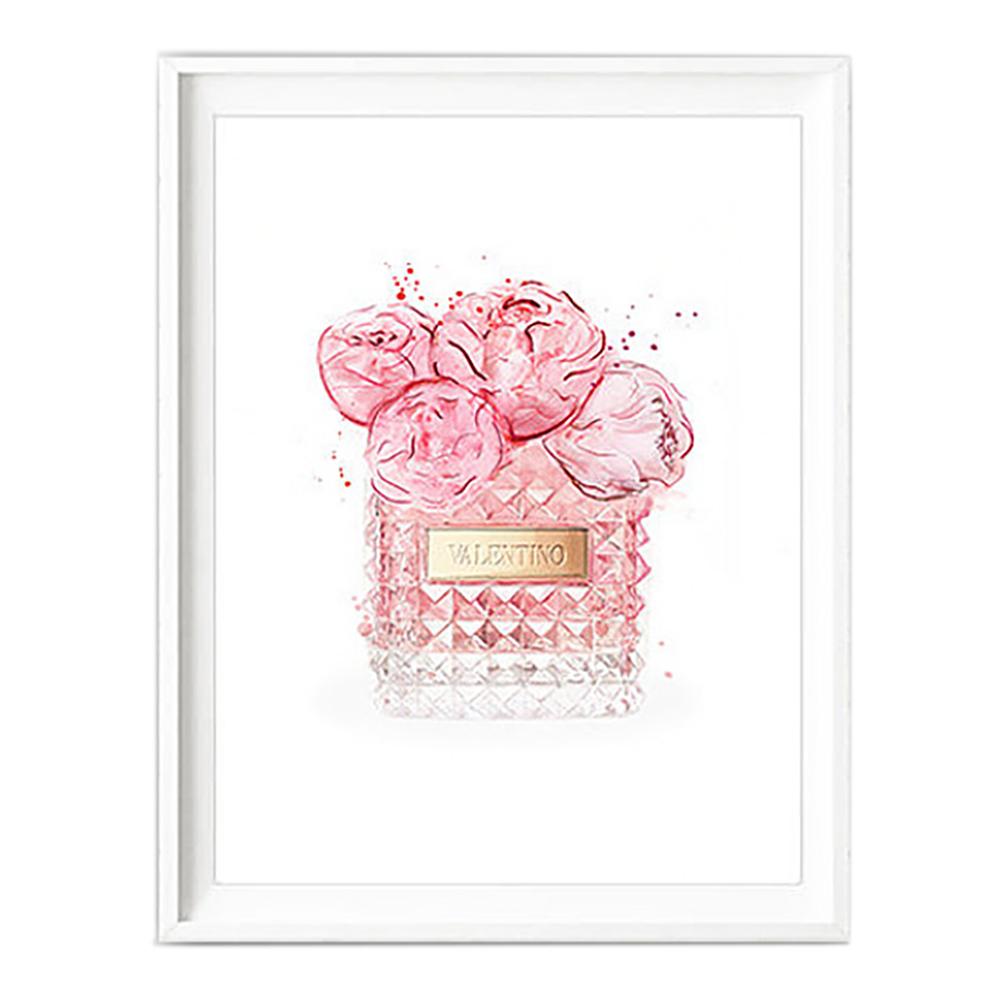 Купить Постер Valentino А3 в интернет магазине дизайнерской мебели и аксессуаров для дома и дачи
