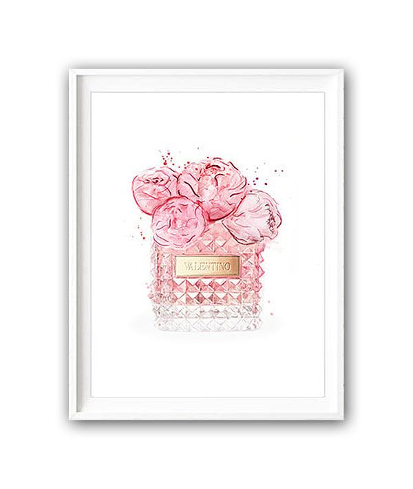 Постер Valentino А4