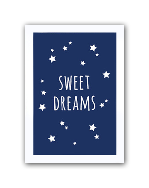 Постер Sweet dreams boys А3Постеры<br>Постеры для интерьера сегодня являются <br>одним из самых популярных украшений для <br>дома. Они играют декоративную роль и заключают <br>в себе определённый образ, который будет <br>отражать вашу индивидуальность и создавать <br>атмосферу в помещении. При этом их основная <br>цель — отображение стиля и вкуса хозяина <br>квартиры. При этом стиль интерьера не имеет <br>значения, они прекрасно будут смотреться <br>в любом. С ними дизайн вашего интерьера <br>станет по-настоящему эксклюзивным и уникальным, <br>и можете быть уверены, что такой декор вы <br>не увидите больше нигде. А ваши гости будут <br>восхищаться тонким вкусом хозяина дома. <br>В нашем интернет-магазине представлен большой <br>ассортимент настенных декоративных постеров: <br>ироничные и забавные, позитивные и мотивирующие, <br>на которых изображено все, что угодно — <br>красивые пейзажи и фотографии животных, <br>бижутерия и лейблы модных брендов, фотографии <br>популярных персон и рекламные слоганы. <br>Размер А3 (297x420 мм). Рамки белого, черного, <br>серебряного, золотого цветов. Выбирайте!<br><br>Цвет: Синий<br>Материал: Бумага<br>Вес кг: 0,4<br>Длина см: None<br>Ширина см: 30<br>Высота см: 40